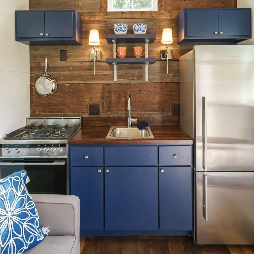 Hard To Design Kitchen Layout The 11 Tiny House Kitchens That Ll Make You Rethink Big Kitchens