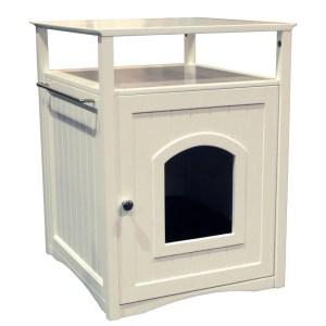 Natural Cat Litter Box Furniture Cat Litter Box Furniture Wide Open Pets Cat Litter Box Furniture