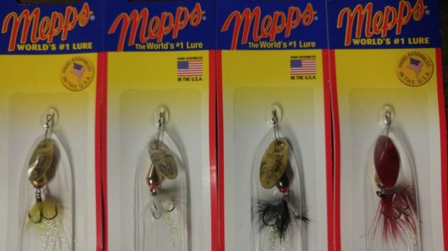 Know What Mepps Lure to Use for Trout in Any Water Condition