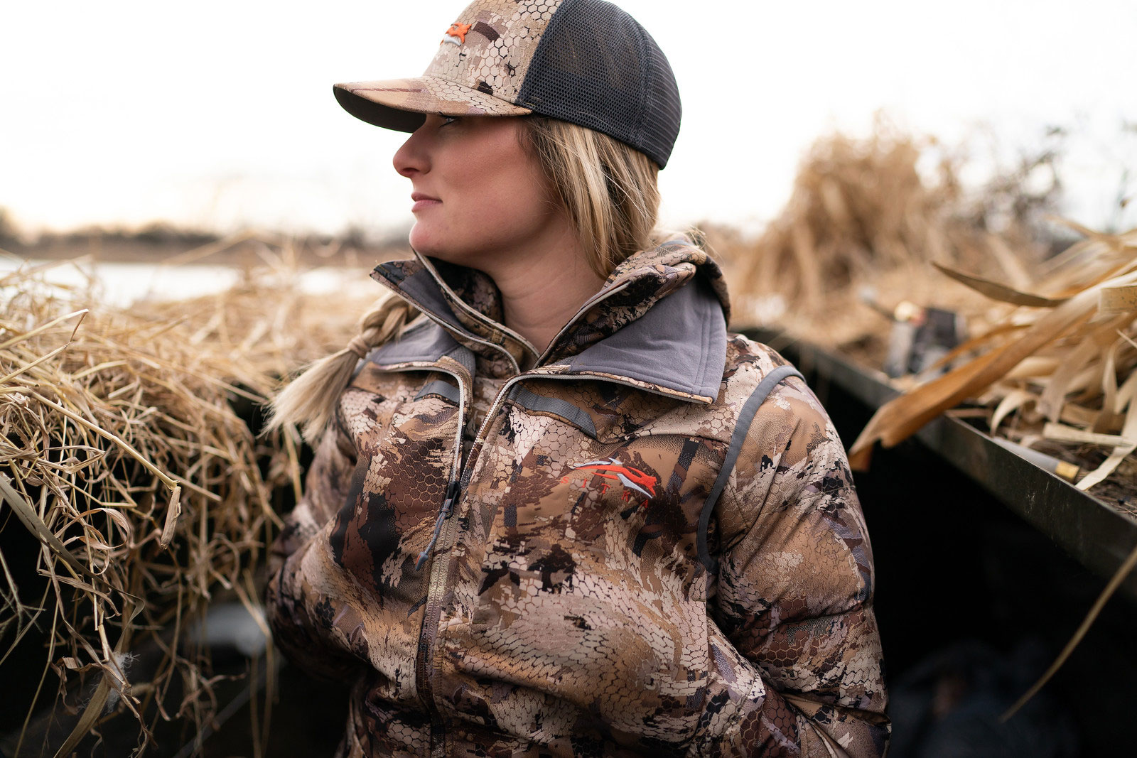 Chromosome Female This New Sitka Women's Waterfowl Gear Couldn't Have Come