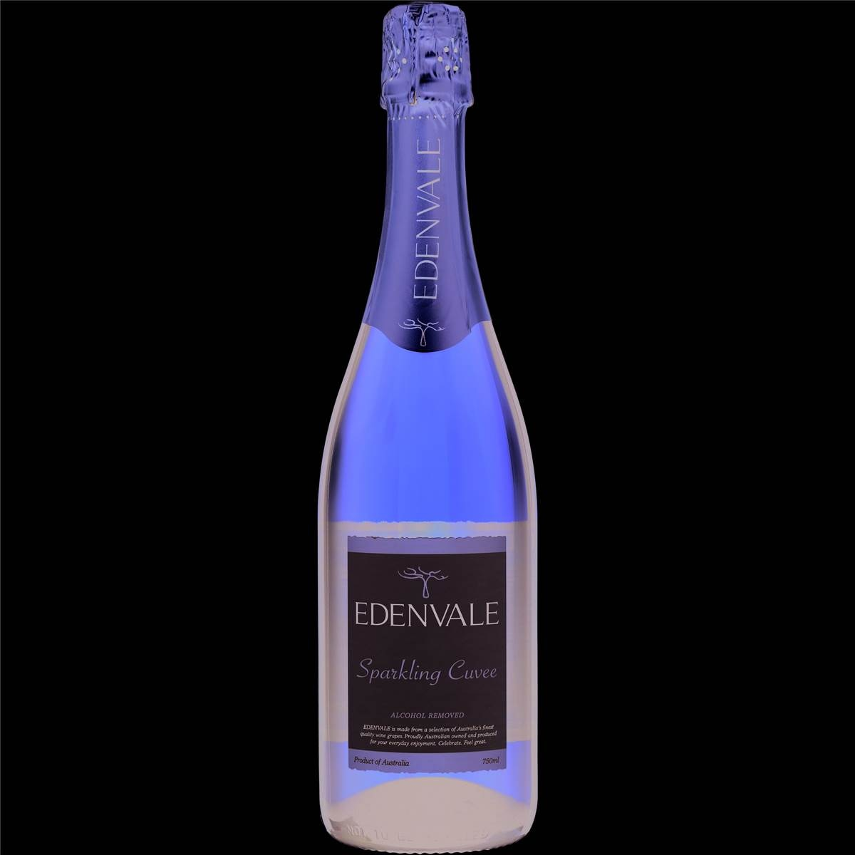 Non Alcoholic Wine Edenvale Non Alcoholic Wine Sparkling Cuvee 750ml Woolworths