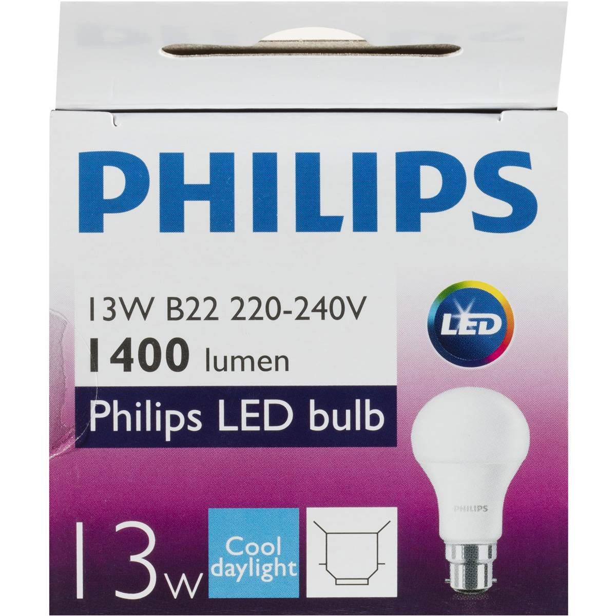 Woolworths Led Globes Philips Light Globe Led 13w 1400 Lumen Cool Bc Each