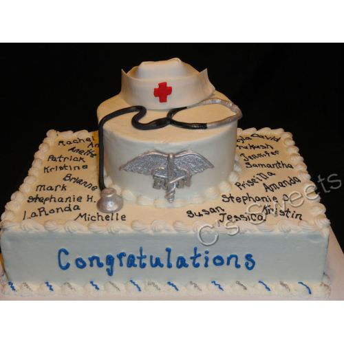 Medium Crop Of Nursing Graduation Caps