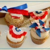 July Cake Decorating Photos