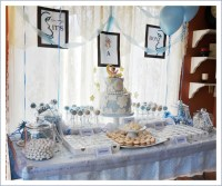 Baby Shower Dessert Table - CakeCentral.com