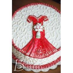 Awesome Indian Bridal Shower Cake On Cake Central Indian Bridal Shower Cake Bridal Shower Cake Per Ideas Bridal Shower Cake Recipes