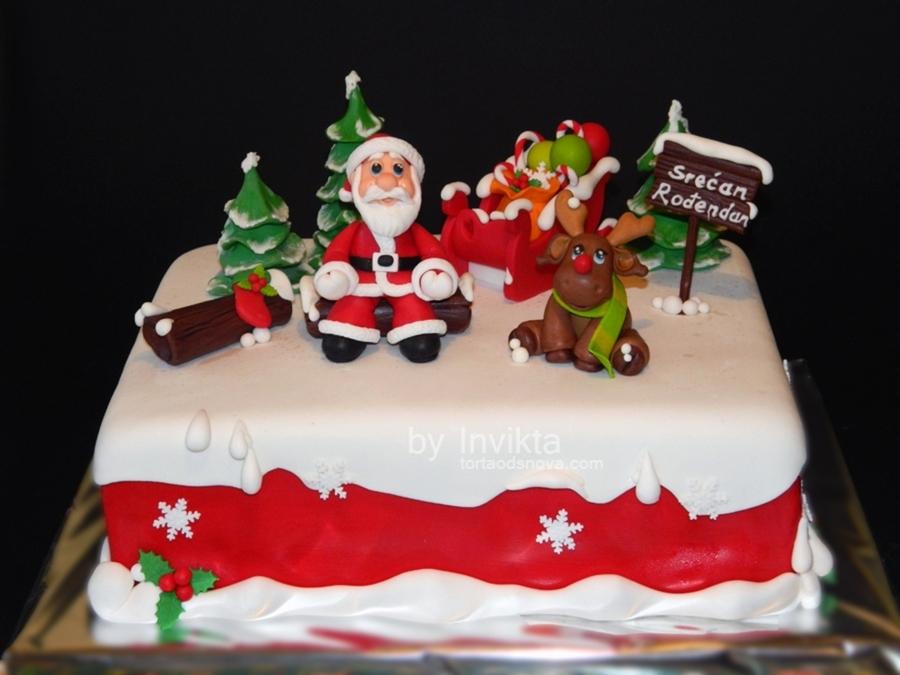 Christmas Gregorian Calendar Birthday Christmas Wikipedia Christmas Themed Birthday Cake Cakecentral