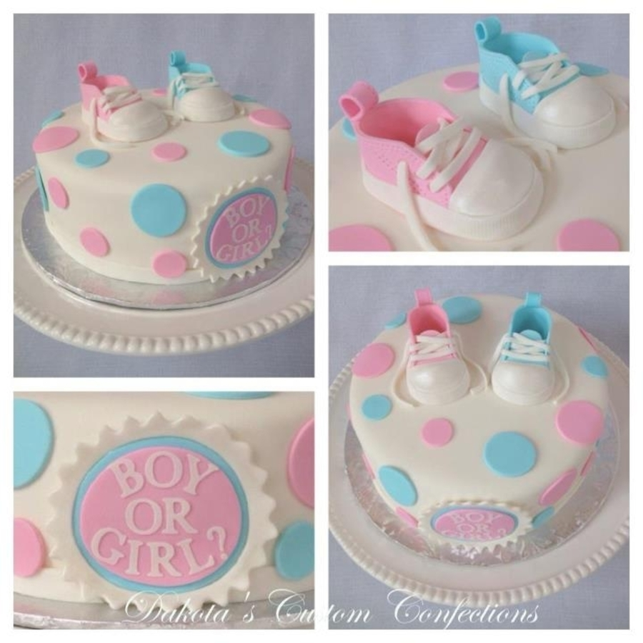 Fullsize Of Gender Reveal Cake Ideas