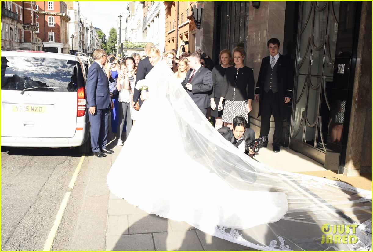 Fullsize Of Nicky Hilton Wedding Dress