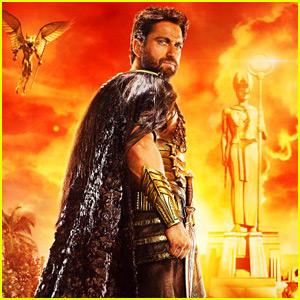 Fall Wallpaper Gerard Butler S Gods Of Egypt Trailer Debuts Watch Now