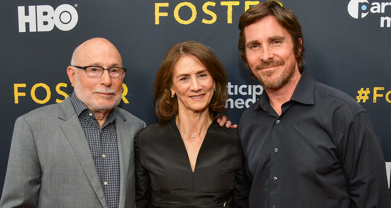 Social Work Hbo Christian Bale Supports Foster Documentary Premiere