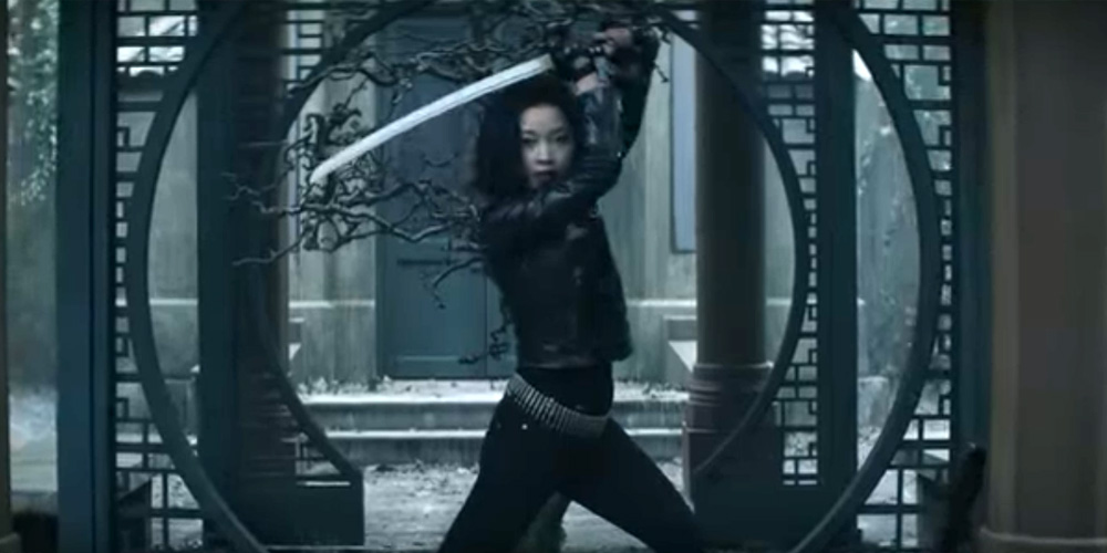 Wallpaper Cheetah Girls Lana Condor S Sword Skills Are Killer In New Deadly Class