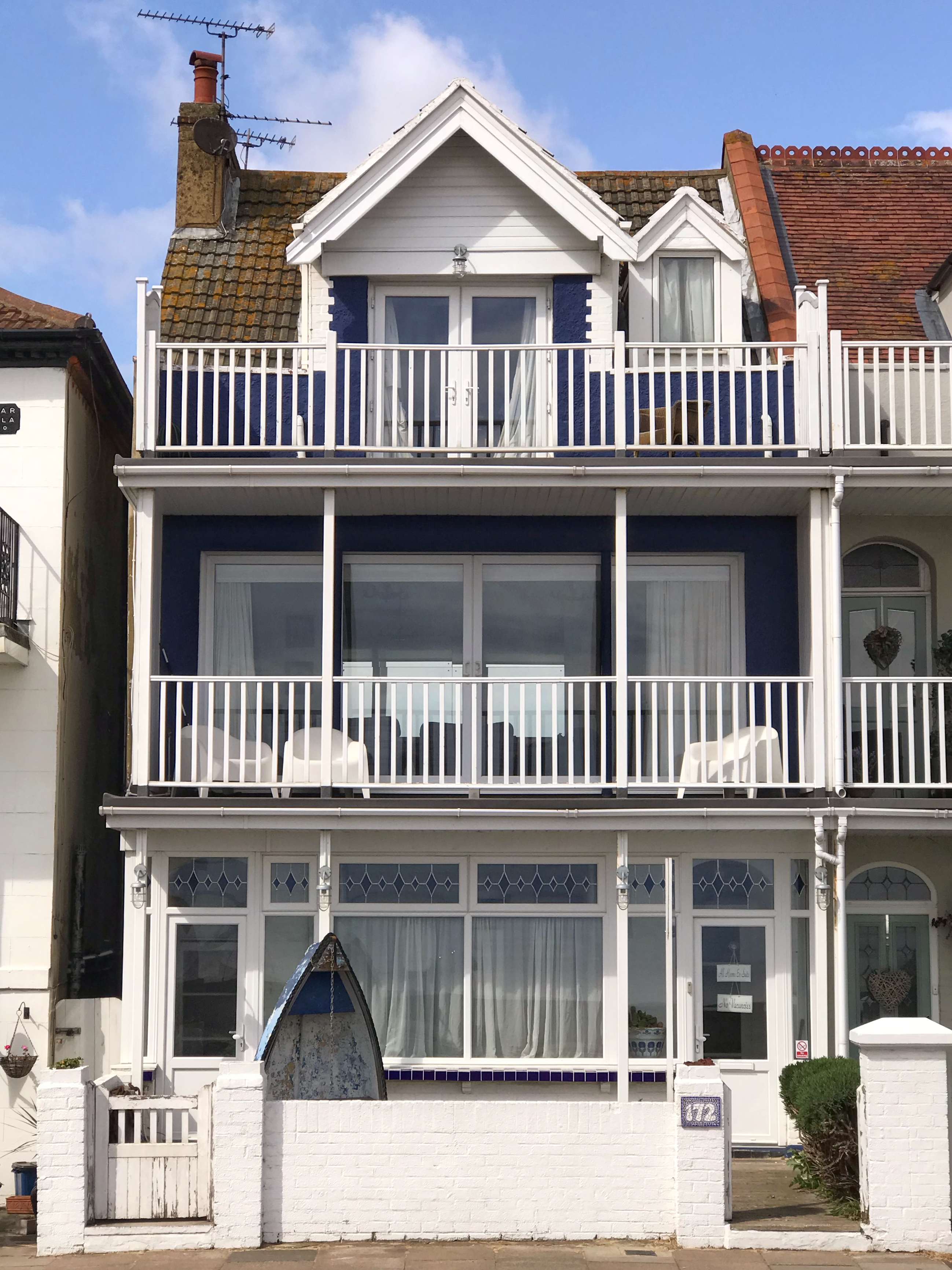 Bed And Breakfast Leigh On Sea The Moorings B B Southend On Sea Homepage
