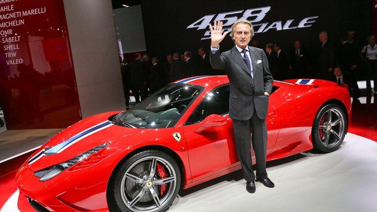 La Ferrari 458 Speciale, el nuevo objeto de deseo y sucesor de la 458 Italia. Posee un motor V8 de 4495 cm3 y 605 CV a 9000 rpm