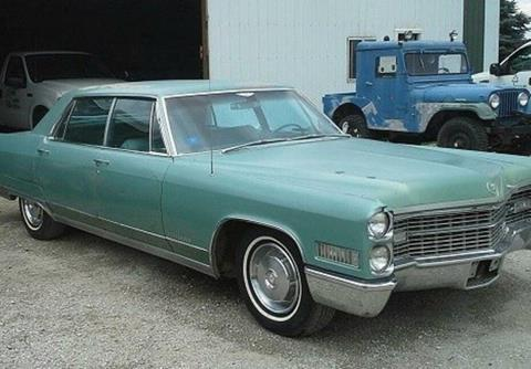 Used Cadillac Fleetwood For Sale - Carsforsale®