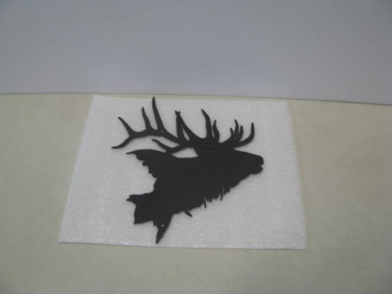 Amazing 93 Elk Head Stencil Cute Elk Head Animal Couple Ofertasvuelo