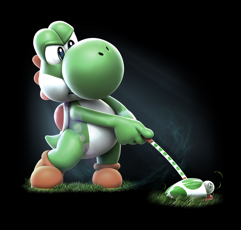 Golf Wallpaper Hd Mario Sports Superstars Nintendo 3ds Spiele Nintendo