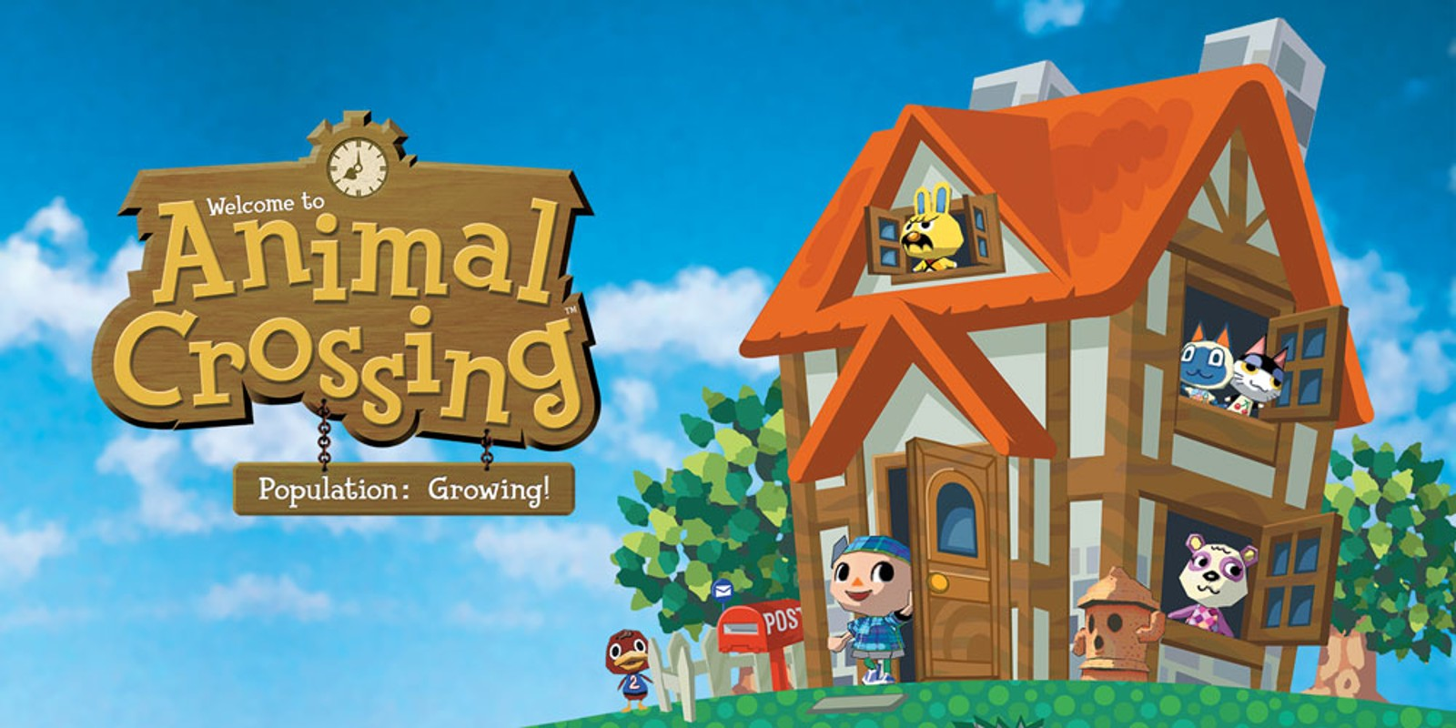Animal Crossing Wild World Wallpaper Animal Crossing Nintendo Gamecube Games Nintendo