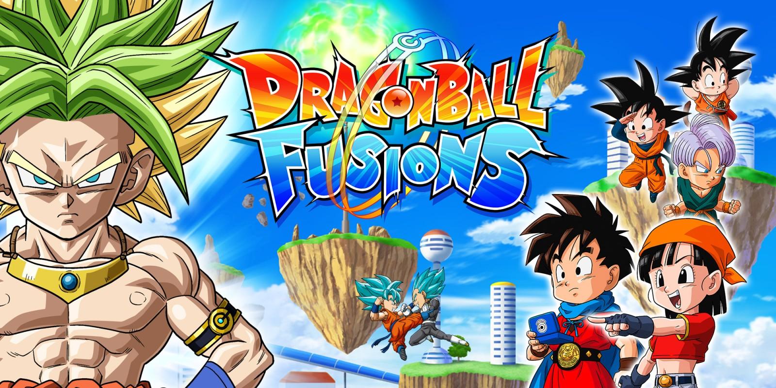 Ps4 Games Hd Wallpapers Dragon Ball Fusions Nintendo 3ds Juegos Nintendo