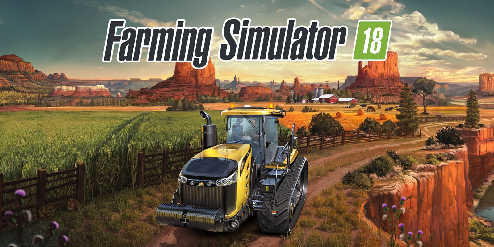 Kids Animal Wallpaper Farming Simulator 18 Nintendo 3ds Games Nintendo