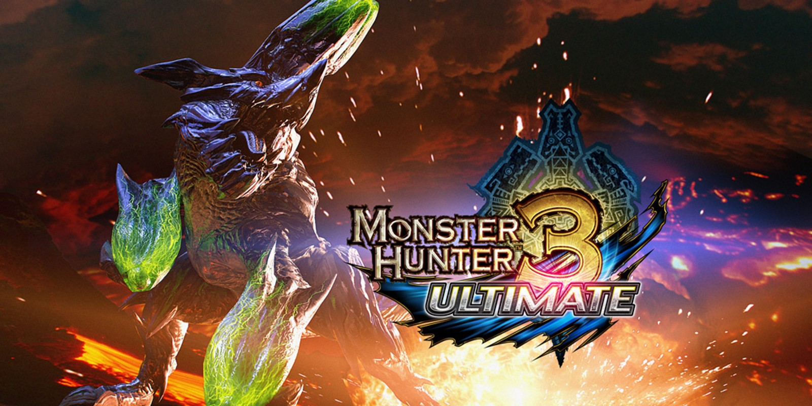 Mario 3d Wallpaper Monster Hunter 3 Ultimate Nintendo 3ds Games Nintendo