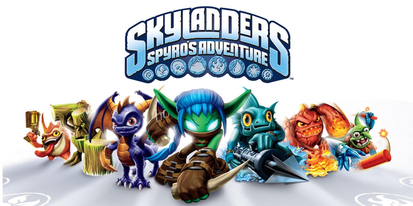 Kids Animal Wallpaper Skylanders Spyro S Adventure Nintendo 3ds Games Nintendo