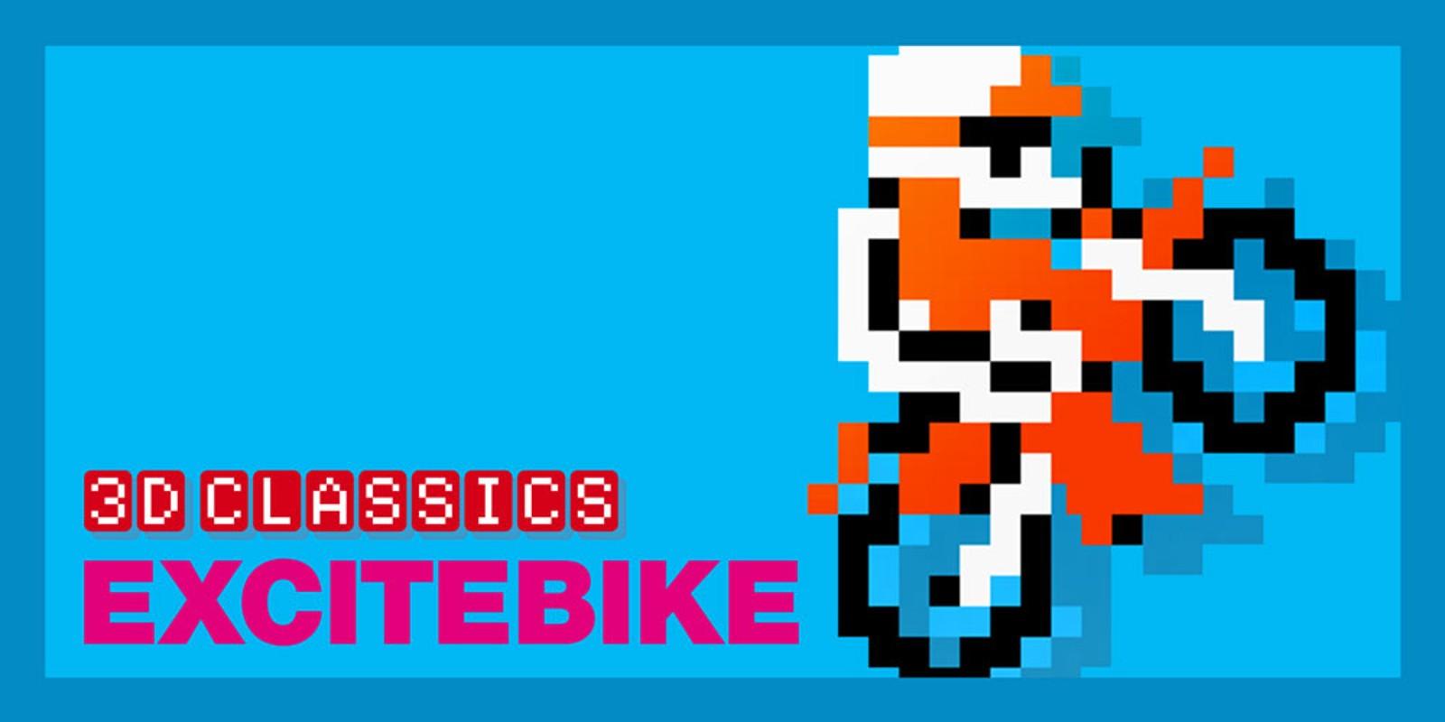 Kids Animal Wallpaper 3d Classics Excitebike Nintendo 3ds Download Software