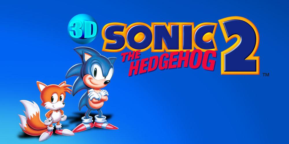 3d Wallpaper Store 3d Sonic The Hedgehog 2 Nintendo 3ds Download Software