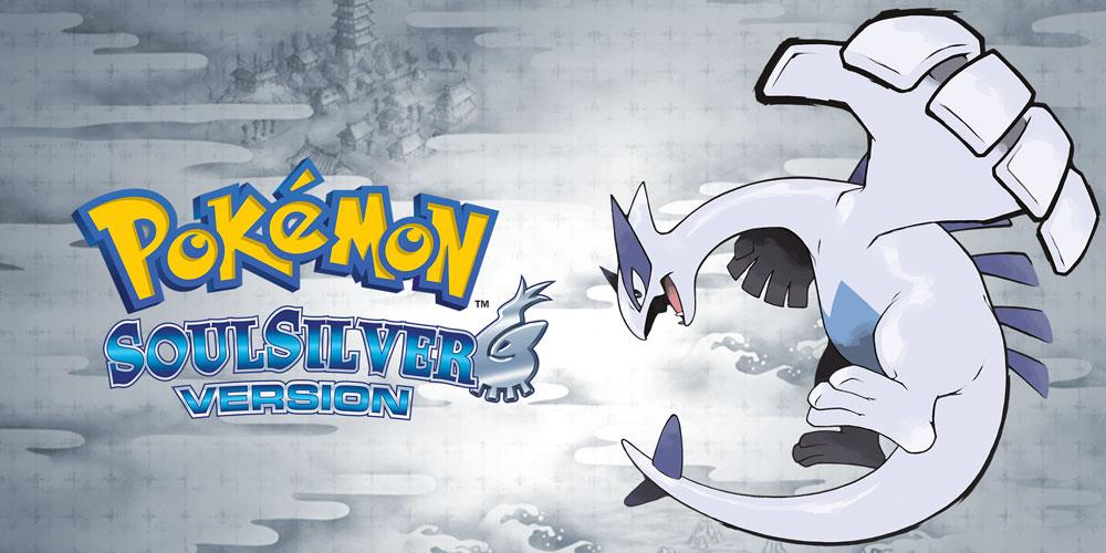 Pokemon Soulsilver Version Nintendo Ds Games Nintendo
