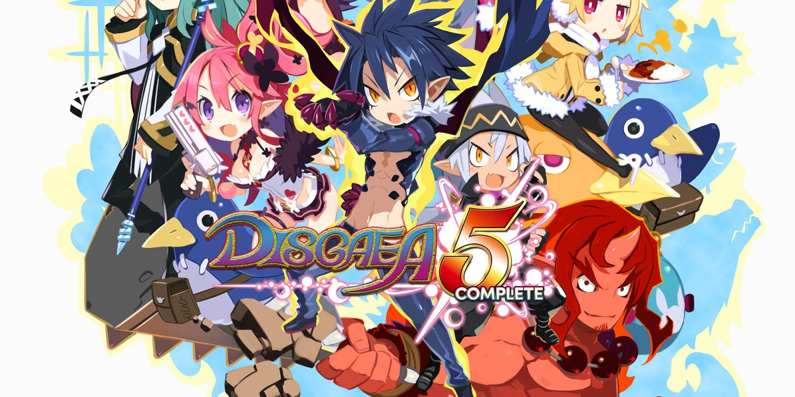 The World Ends With You Iphone Wallpaper Disgaea 5 Complete Nintendo Switch Juegos Nintendo