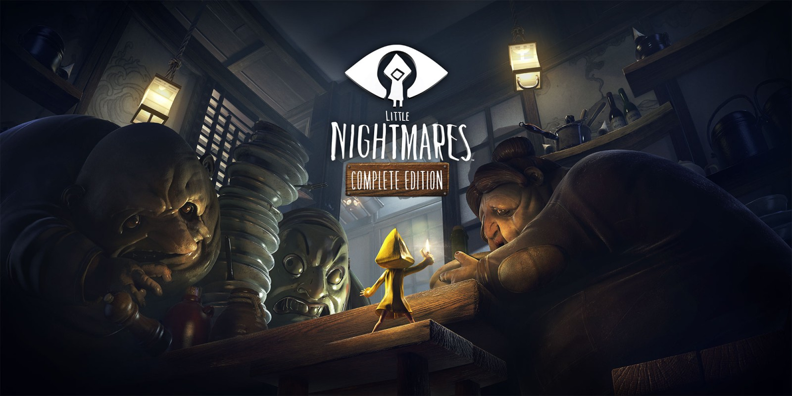 My Name 3d Wallpaper Download Little Nightmares Complete Edition Nintendo Switch