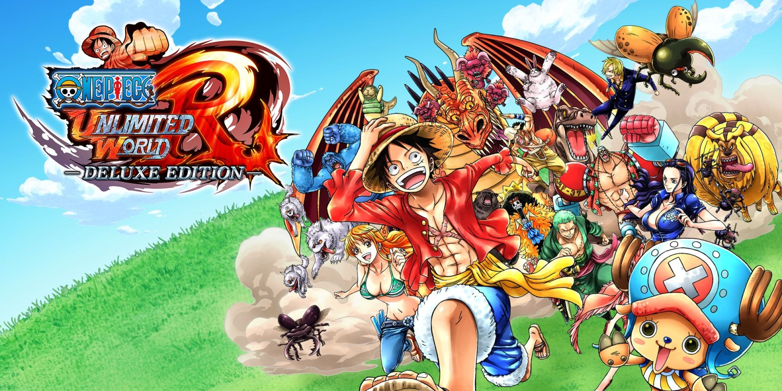 Fire Wallpaper Hd One Piece Unlimited World Red Deluxe Edition Nintendo