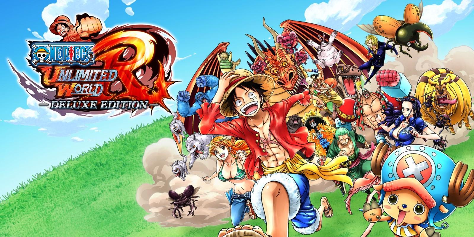 Zelda Hd Wallpaper One Piece Unlimited World Red Deluxe Edition Nintendo