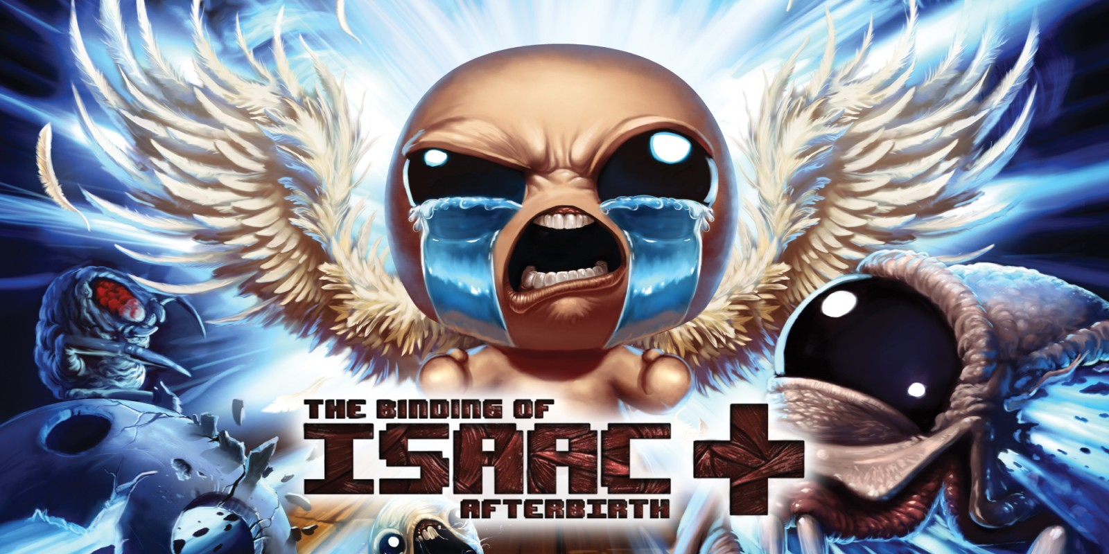 Super Metroid Hd Wallpaper The Binding Of Isaac Afterbirth Nintendo Switch Игры