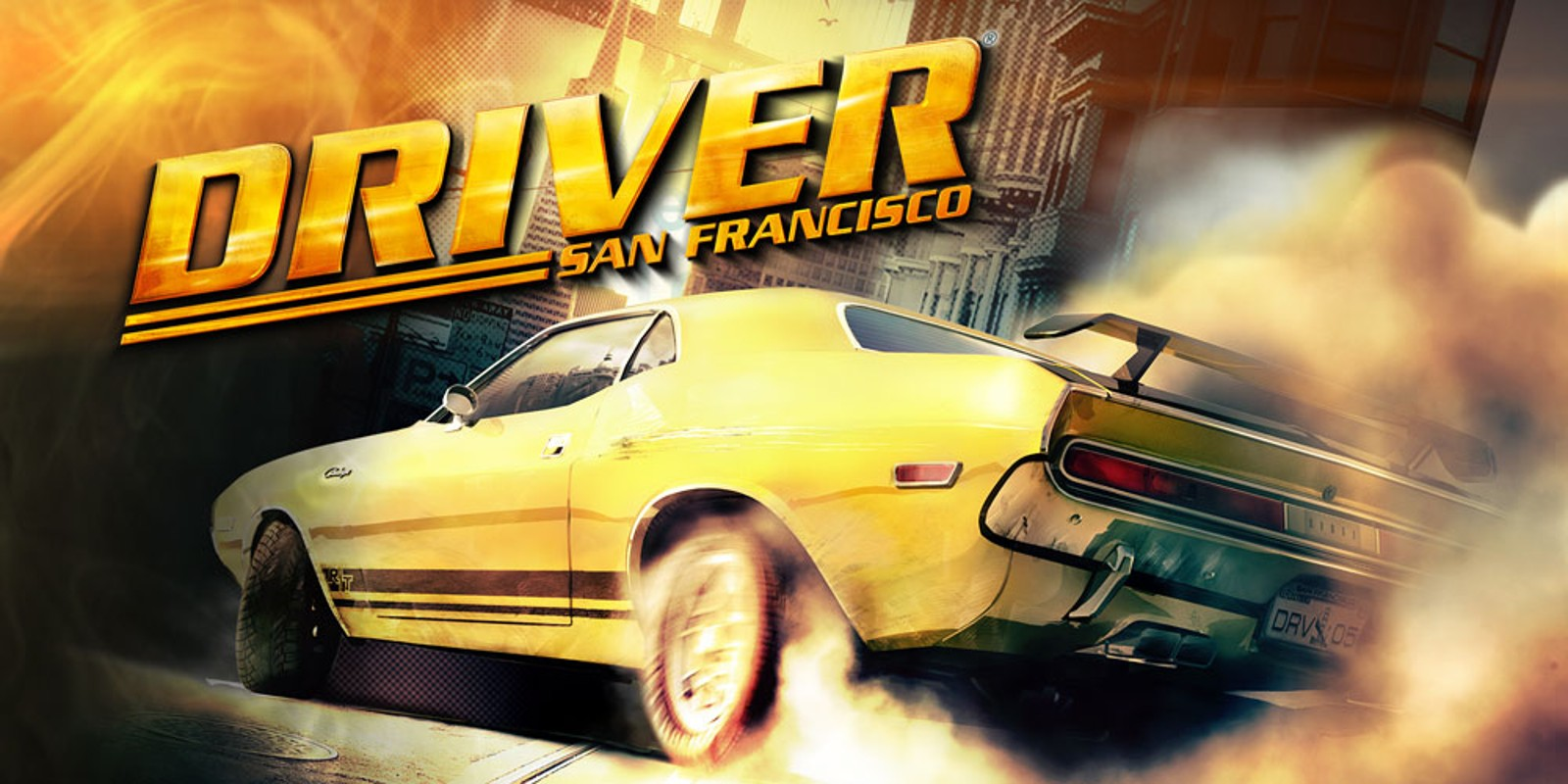 Wallpaper Speed Car Driver San Francisco Wii Games Nintendo