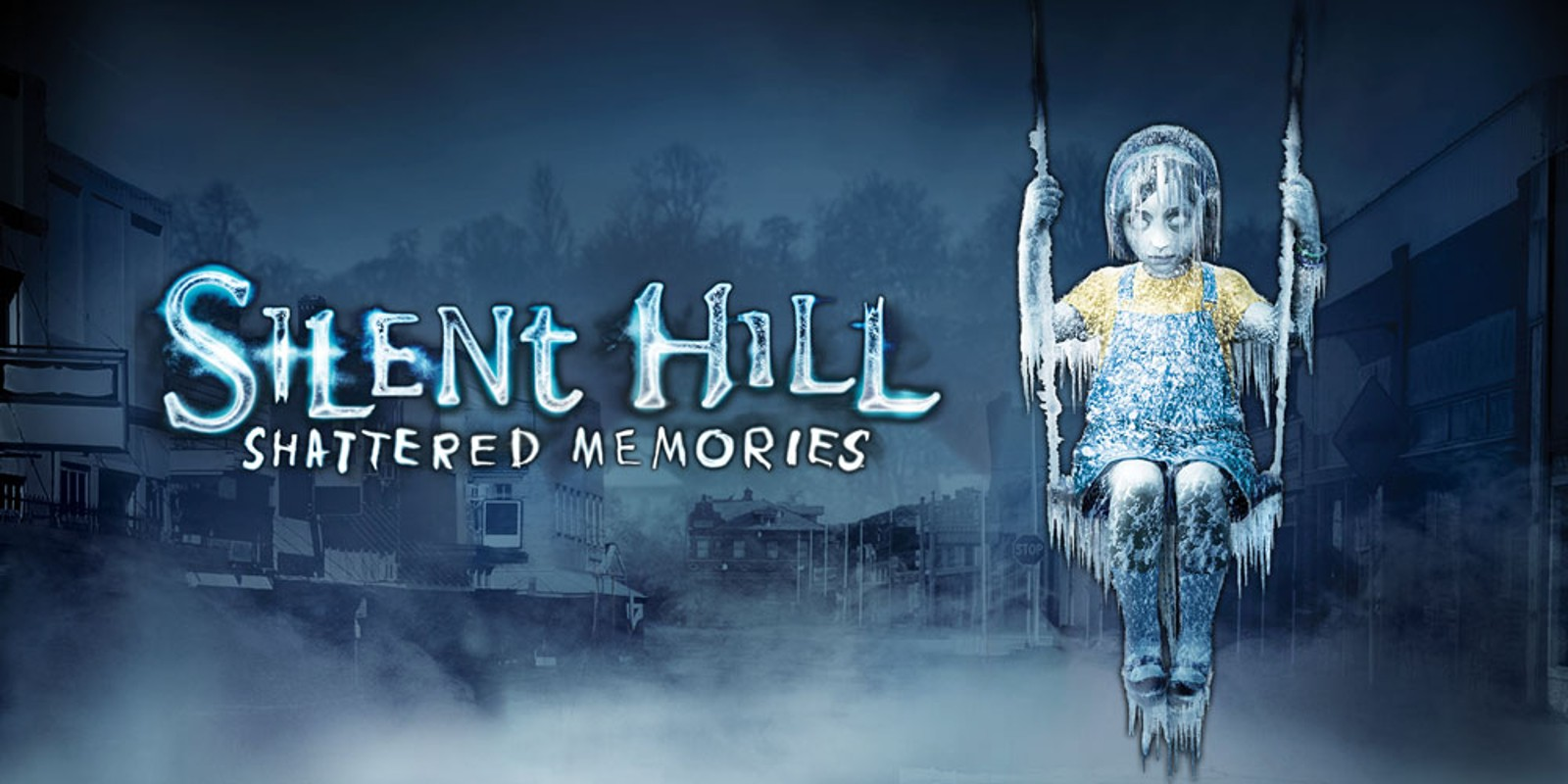 Mario Wallpaper Hd Silent Hill Shattered Memories Wii Games Nintendo
