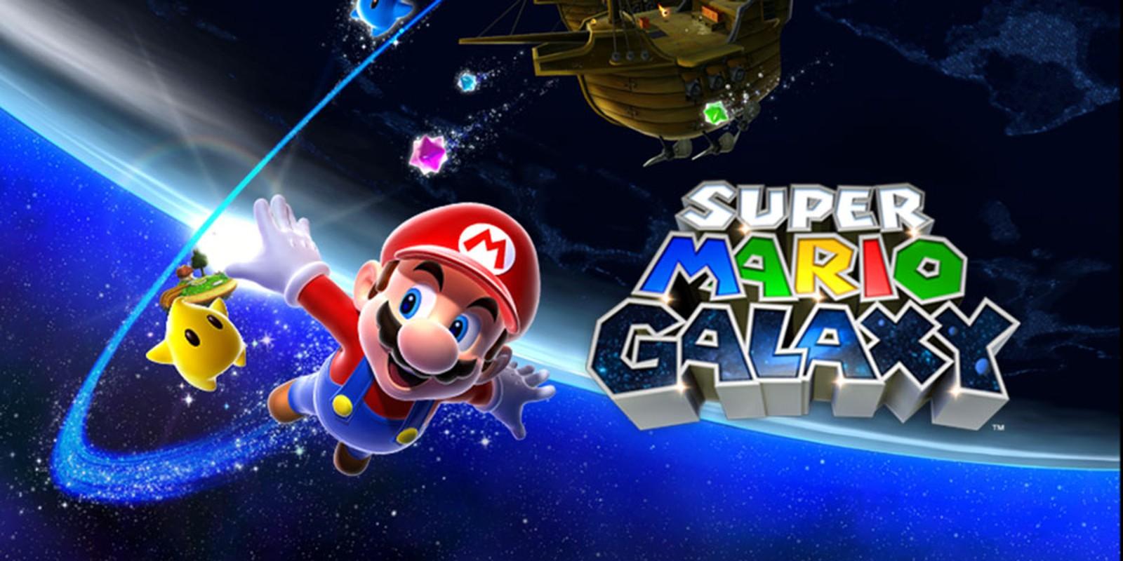 The Legend Of Zelda Wallpaper Hd Super Mario Galaxy Wii Games Nintendo