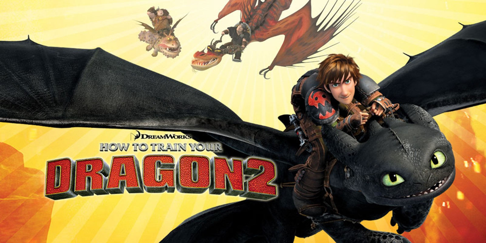 Cadeau Tips How To Train Your Dragon 2 | Wii U | Games | Nintendo