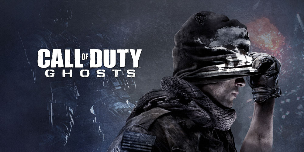 Mw2 Ghost Wallpaper Hd Call Of Duty Ghosts Wii U Games Nintendo