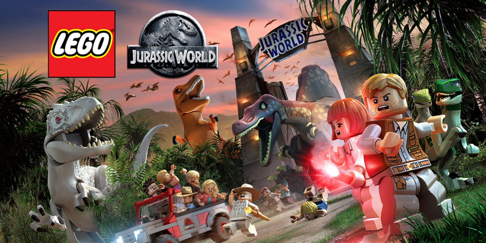 Pokemon X And Y Iphone Wallpaper Lego 174 Jurassic World Wii U Games Nintendo