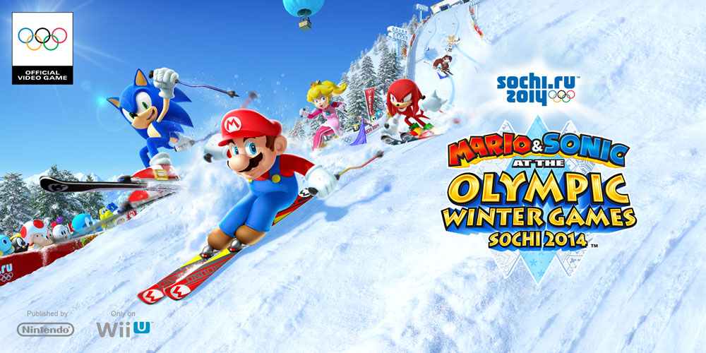 Animal Crossing New Leaf Wallpaper Mario Amp Sonic At The Sochi 2014 Olympic Winter Games Wii