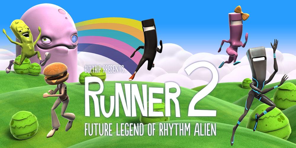 Animal Crossing New Leaf Wallpaper Bit Trip Presents Runner2 Future Legend Of Rhythm Alien