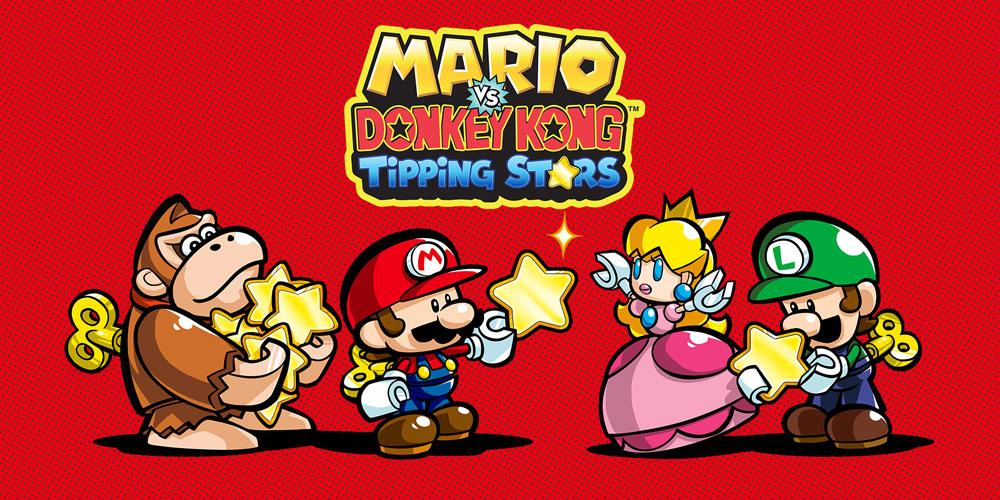 Animal Crossing New Leaf Wallpaper Qr Mario Vs Donkey Kong Tipping Stars Wii U Download