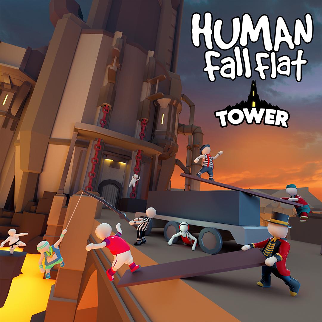 Human Fall Flat Wallpaper Human Fall Flat Programas Descargables Nintendo Switch