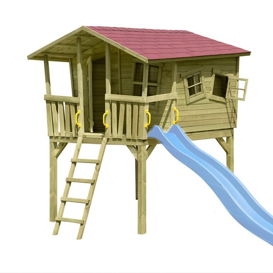 Spielturm Stelzenhaus Wickey Stelzenhaus Hillbilly S Farm