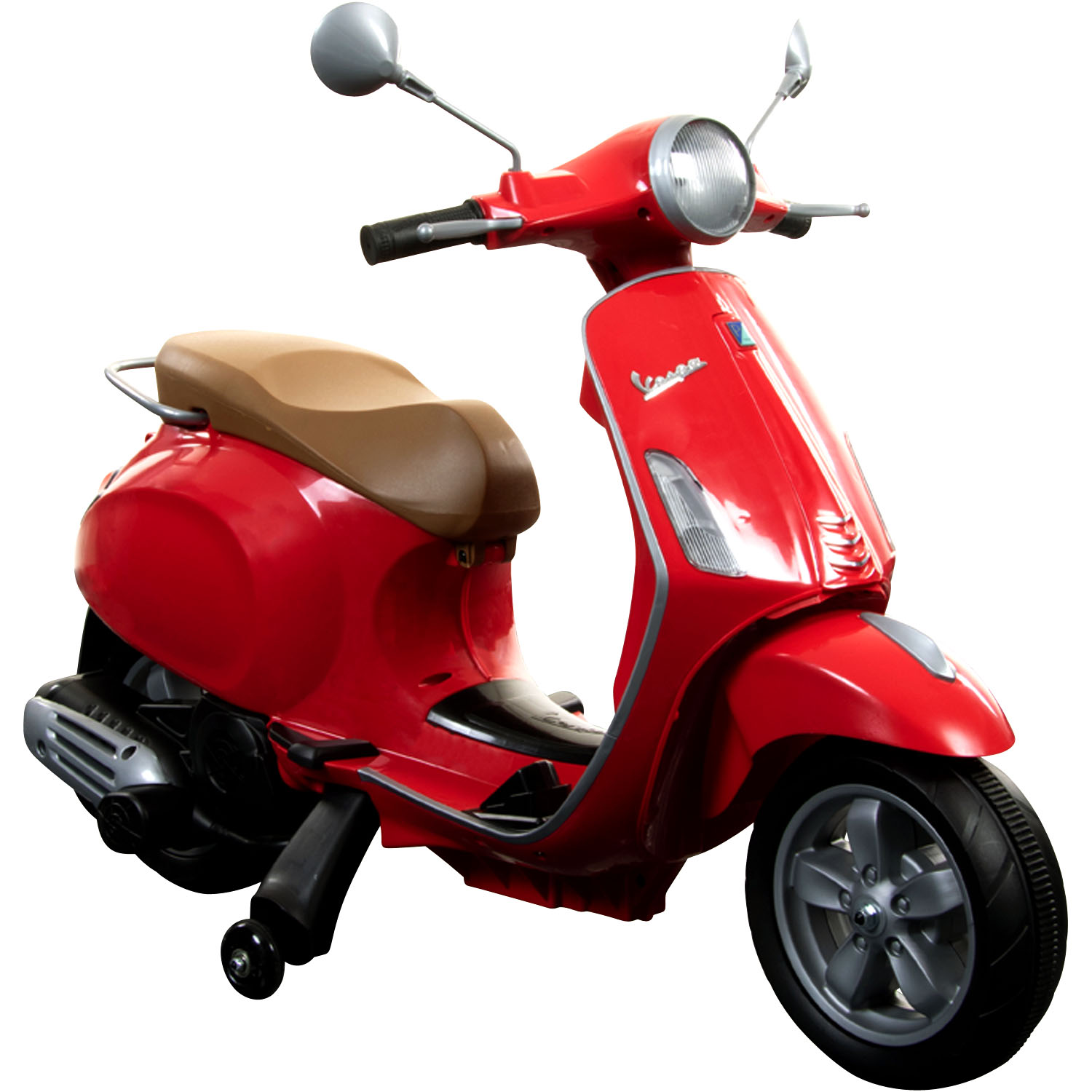 Kinder Fahrzeug Children's Vehicle Vespa Primavera 6v Children Scooter