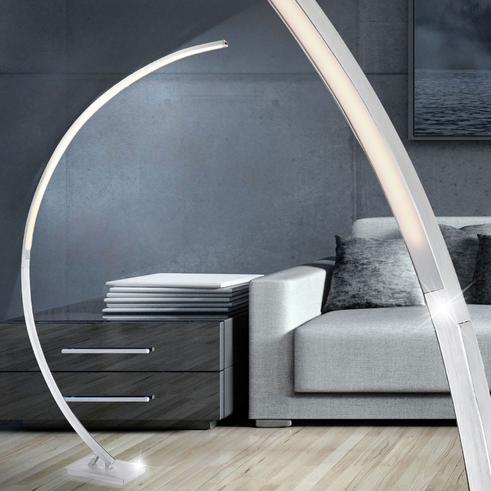 Stehlampen Led Mit Dimmer Elegant Led Floor Lamp With Touch Dimmer Lamps Furniture