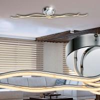 LED 44Watt Design Decken Wohnzimmer Leuchte IP20 Flur ...