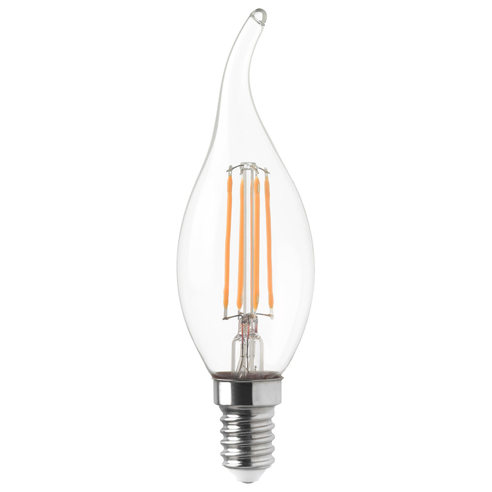 Led Dimmbar E14 Led 4 Watt Filament E14 Leuchtmittel 320 Lumen Dimmbar