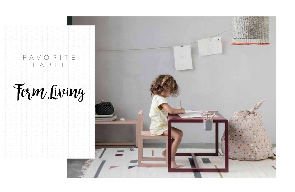 Favorite Label Ferm Living Babyshop Itkids